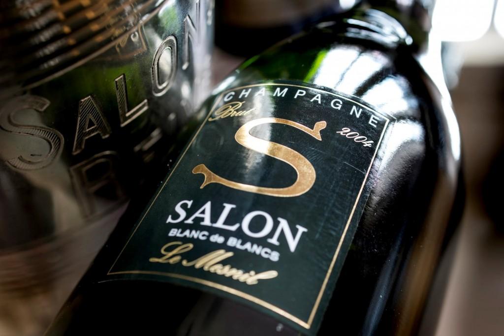 """Bouteille de Champagne """"Salon"""""""