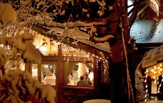 La Bouitte restaurant de nuit