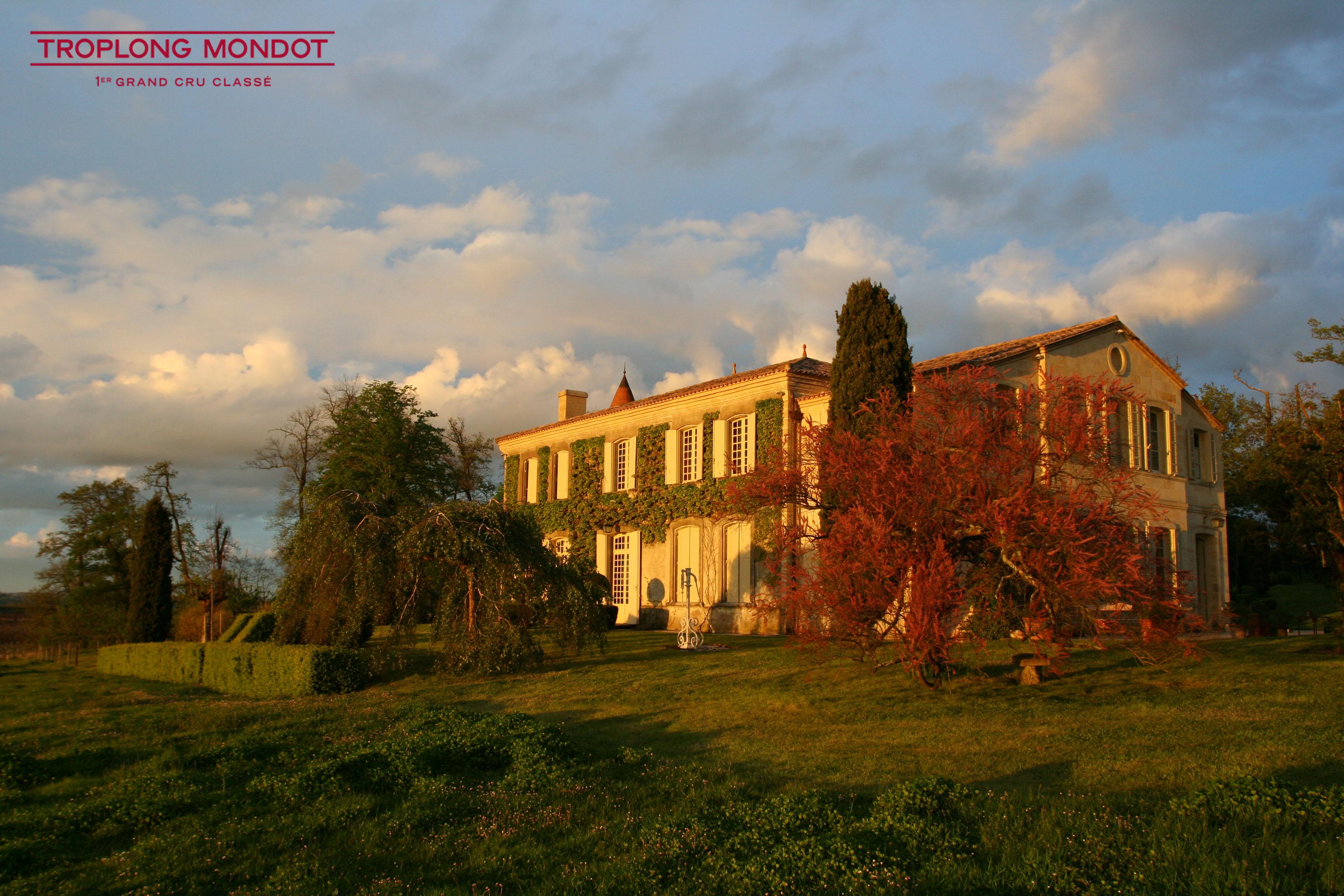 Château Troplong Mondot©