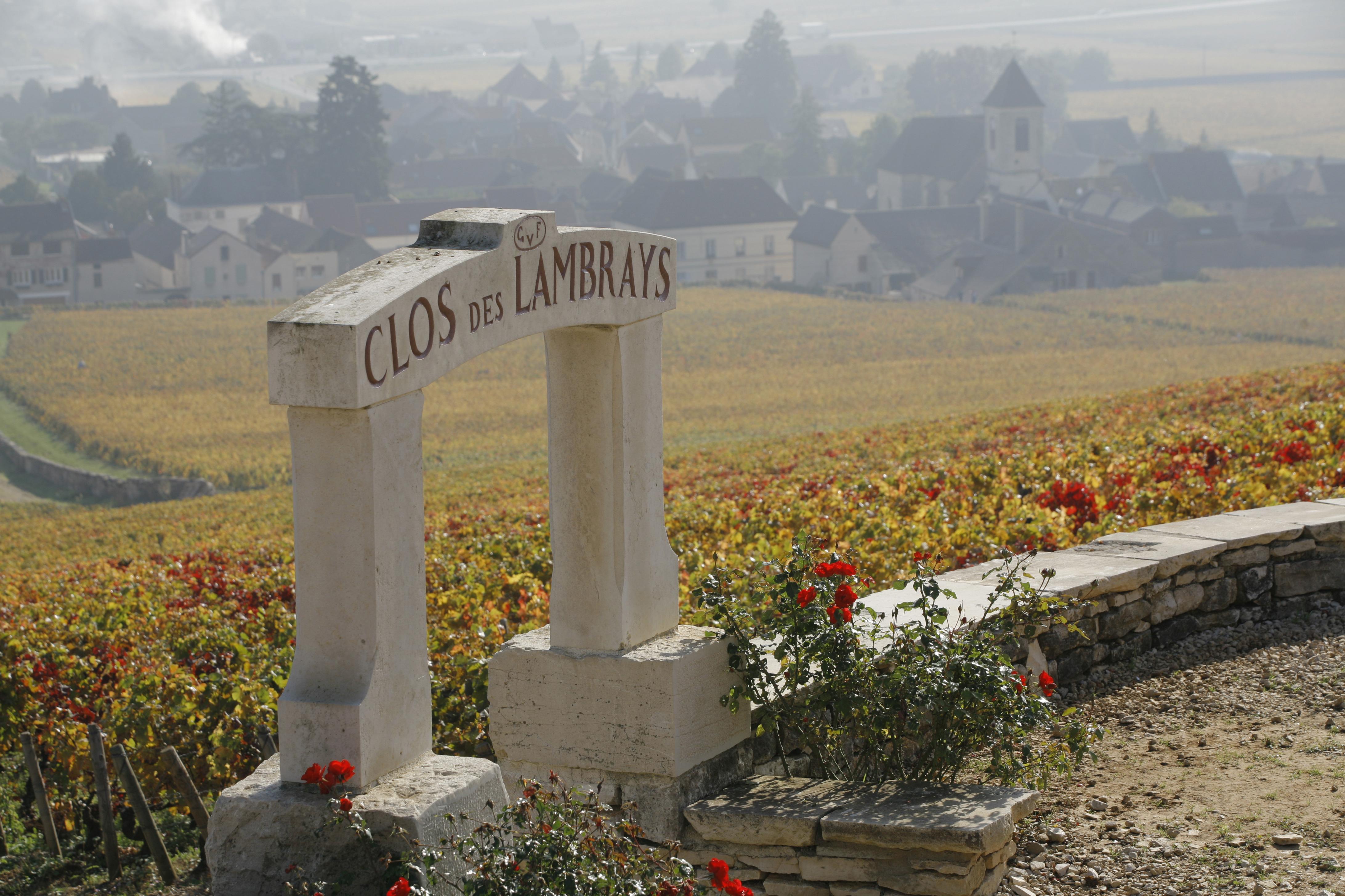 Clos des Lambrays©