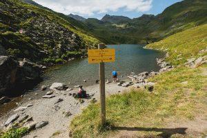 Les Ménuires Lacs | Crédit photos : David André