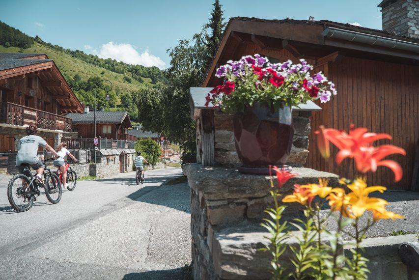 Vélo Village Saint Martin